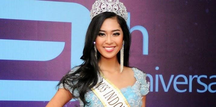 Putri Indonesia 2014 Maria Rahajeng
