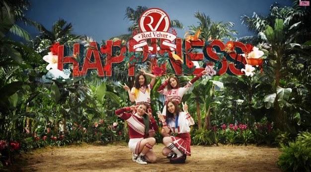 Girl Band Korea Red Velvet