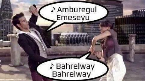Meme Lucu Amburegul Emeseyu Bahrelway Bahrelway
