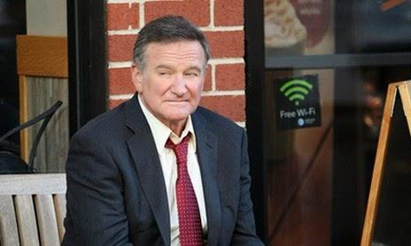 Robin Williams Bunuh Diri