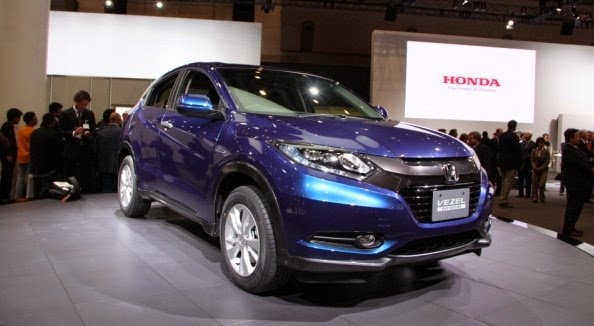 Honda HR-V Terbaru