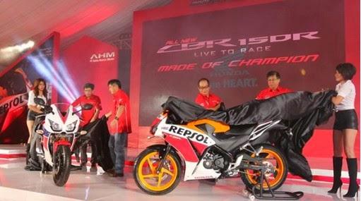 Foto-Foto Honda CBR150R