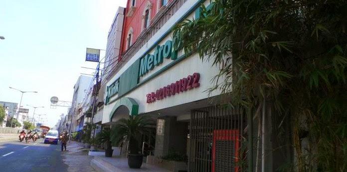 Metropole Hospital Jakarta Penipu