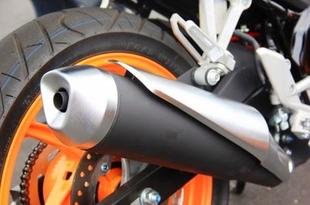 Honda CBR150R Lokal