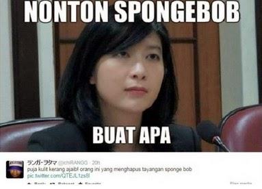 Spongebob Akan Dihapus KPI