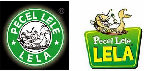 Logo Baru Pecel Lele Lela
