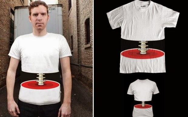 Desain Kaos Unik