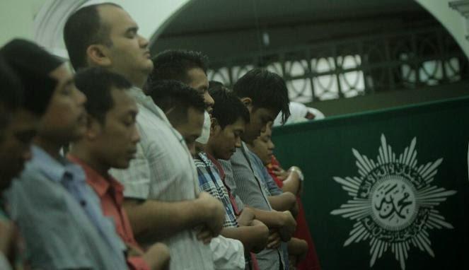 Ribuan Warga Muhammadiyah di Yogyakarta Melaksanakan Sholat Idul Adha