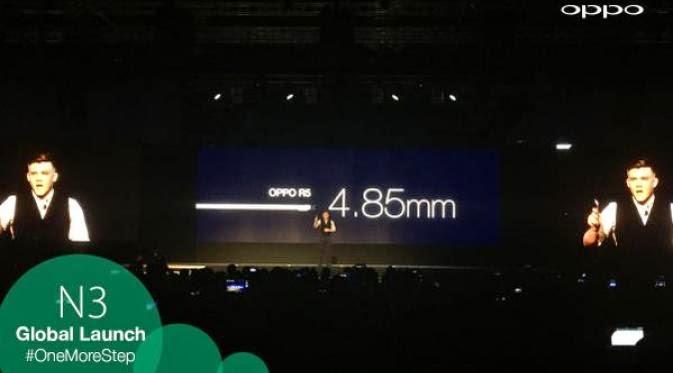 Foto dan Gambar Oppo R5