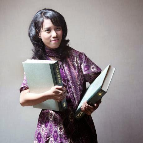 Foto-Foto Gayatri Wailisa si Anak Ajaib