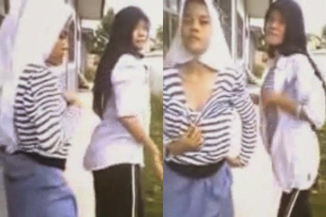 Video Siswi MAN Goyang Erotis