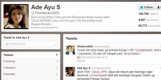 Admin Twitter @Triomacan2000 Ditangkap Polisi