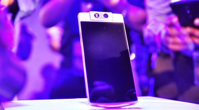 Oppo N3 dengan Kamera Putar 16 MP Resmi Diluncurkan