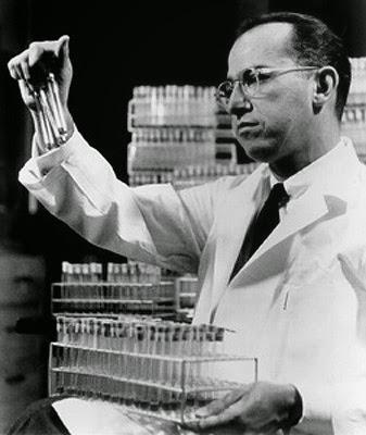 Peringatan Hari Lahir Jonas Salk, Sang Penemu Vaksin Polio