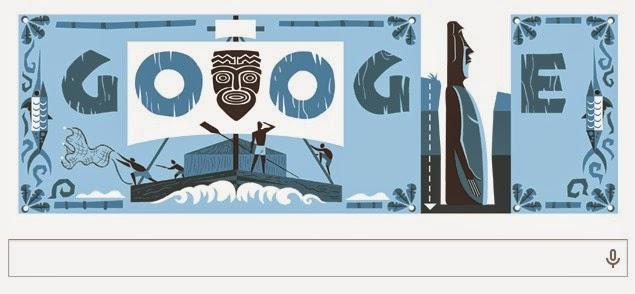 Ulang Tahun Thor Heyerdahl ke-100