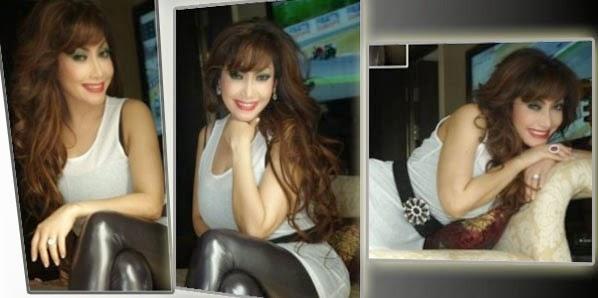 Foto Hot Malinda Dee Dirawat