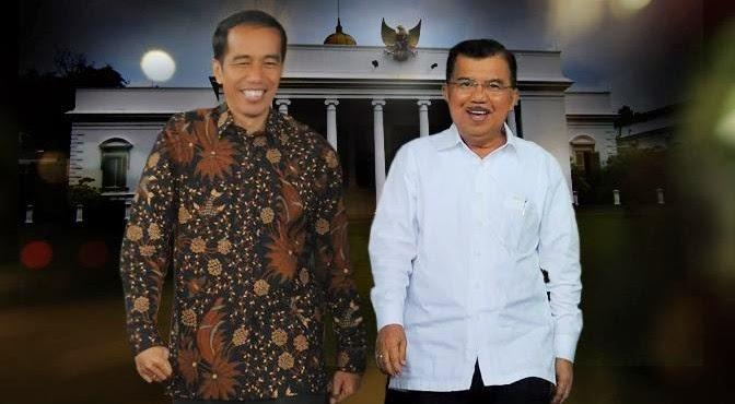 Biaya Pelantikan Jokowi Habiskan Uang Rakyat Senilai Rp 1 Miliar