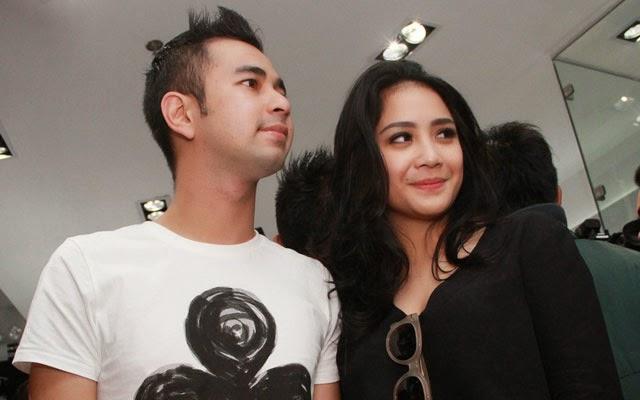 Pernikahan Artis Nagita Slavina dan Raffi Ahmad