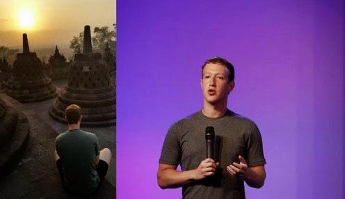 Mark Zuckerberg ke Indonesia