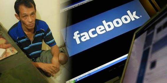 PNS Ini Ketipu 80 Juta dari Akun Toko Online di Facebook