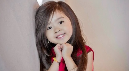 Breanna Youn, Bocah Cantik dengan Sejuta Pengikut Instagram