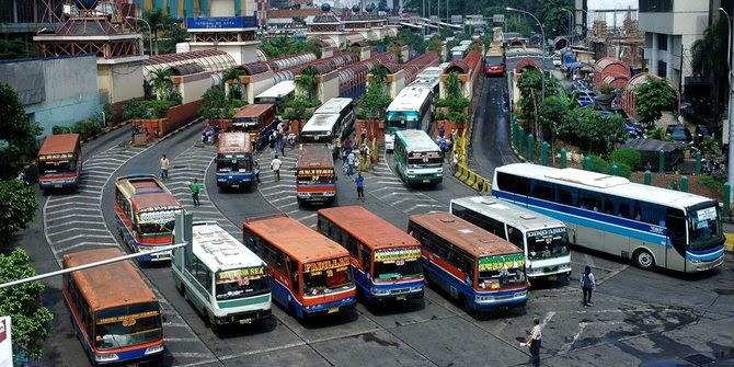 Kecewa BBM Naik, 50 Ribu Angkot di Bandung Ancam Mogok Massal