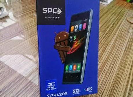 Daftar Harga Ponsel Android SPC S12 November 2014