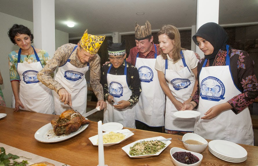 Dubes AS Rayakan Thanksgiving di Banyuwangi