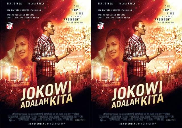 Film Jokowi Adalah Kita Ditarik dari Bioskop