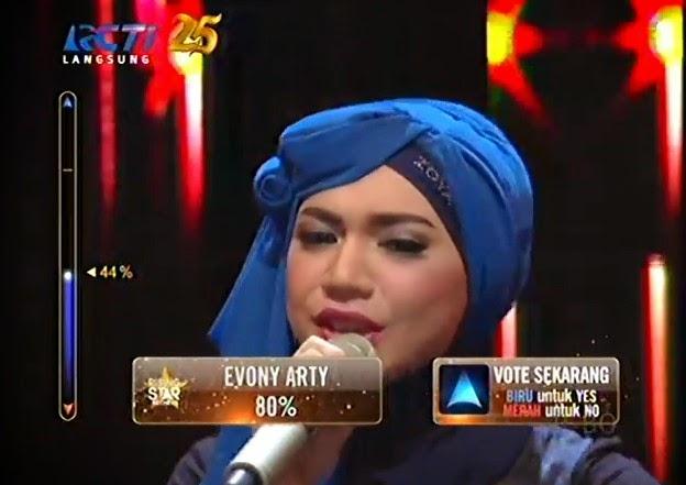 Download Lirik Lagu dan Mp3 Nirmala - Indah Nevertari Rising Star Indonesia