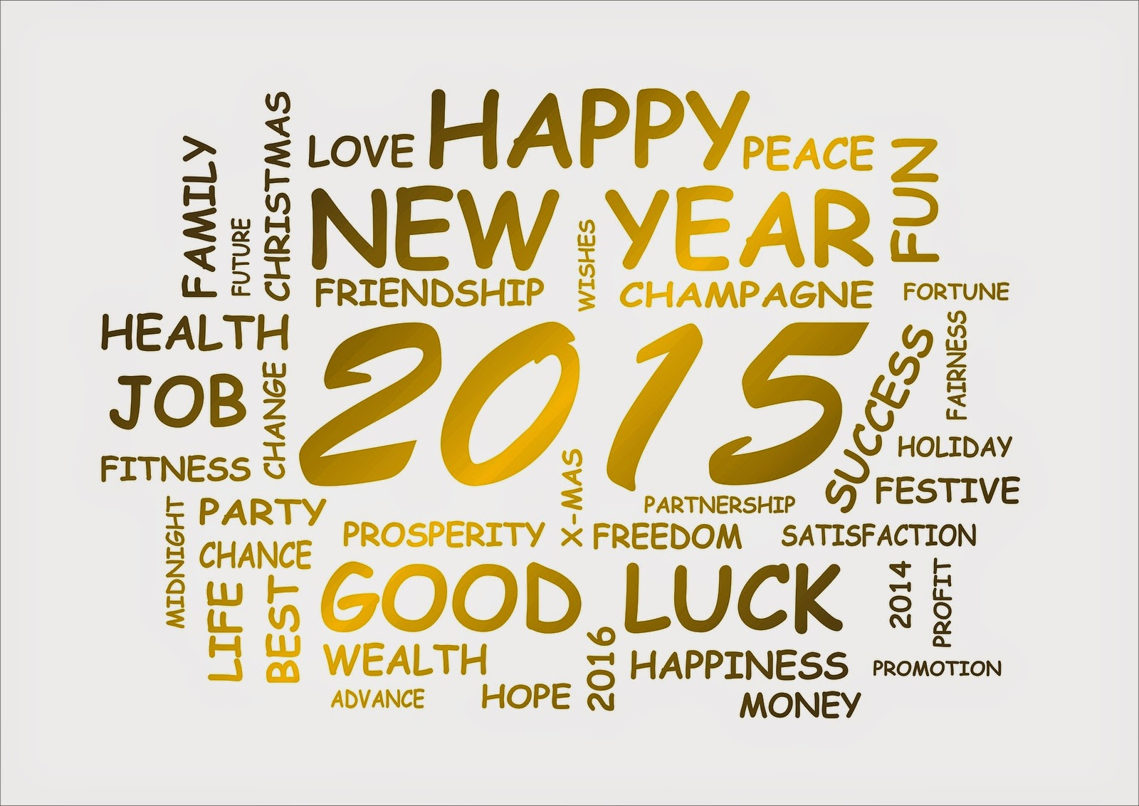 Wallpaper HD Happy New Year 2015