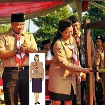 Pakai Rok Mini di Acara Pramuka, Puan Maharani Dibully Netizen