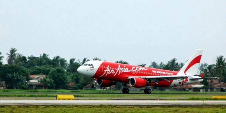 Pesawat Airbus AirAsia Jatuh di Perairan Belitung Timur