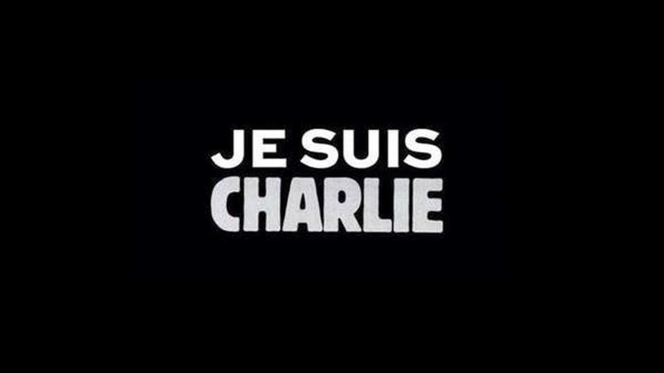 Status Gambar dan DP BBM JeSuisCharlie untuk Korban Penembakan Charlie Hebdo