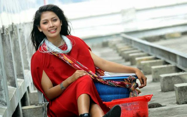 Ninih Si Tukang Getuk Cantik Jadi Penyanyi Dangdut