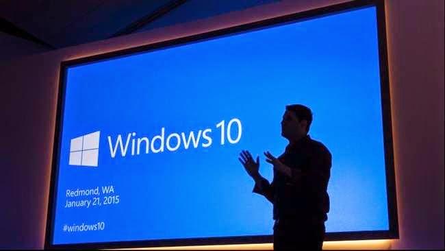 Launching Windows 10