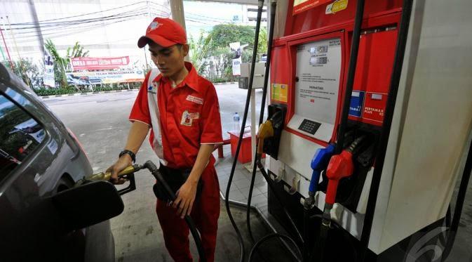 Harga BBM Premium Turun Jadi Rp 6.600, Solar Rp 6.400 per Liter