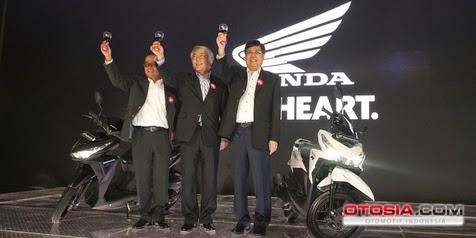 Gambar Foto Honda Vario 150 Terbaru