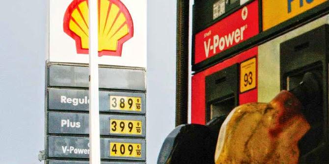 Daftar Harga BBM Shell di Jakarta dan Bandung