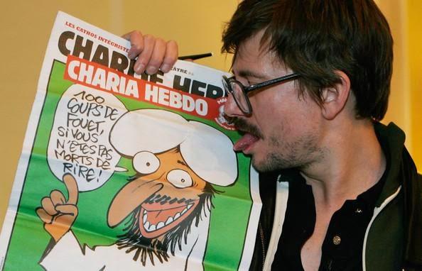 JeSuisCharlie Penembakan Charlie Hebdo
