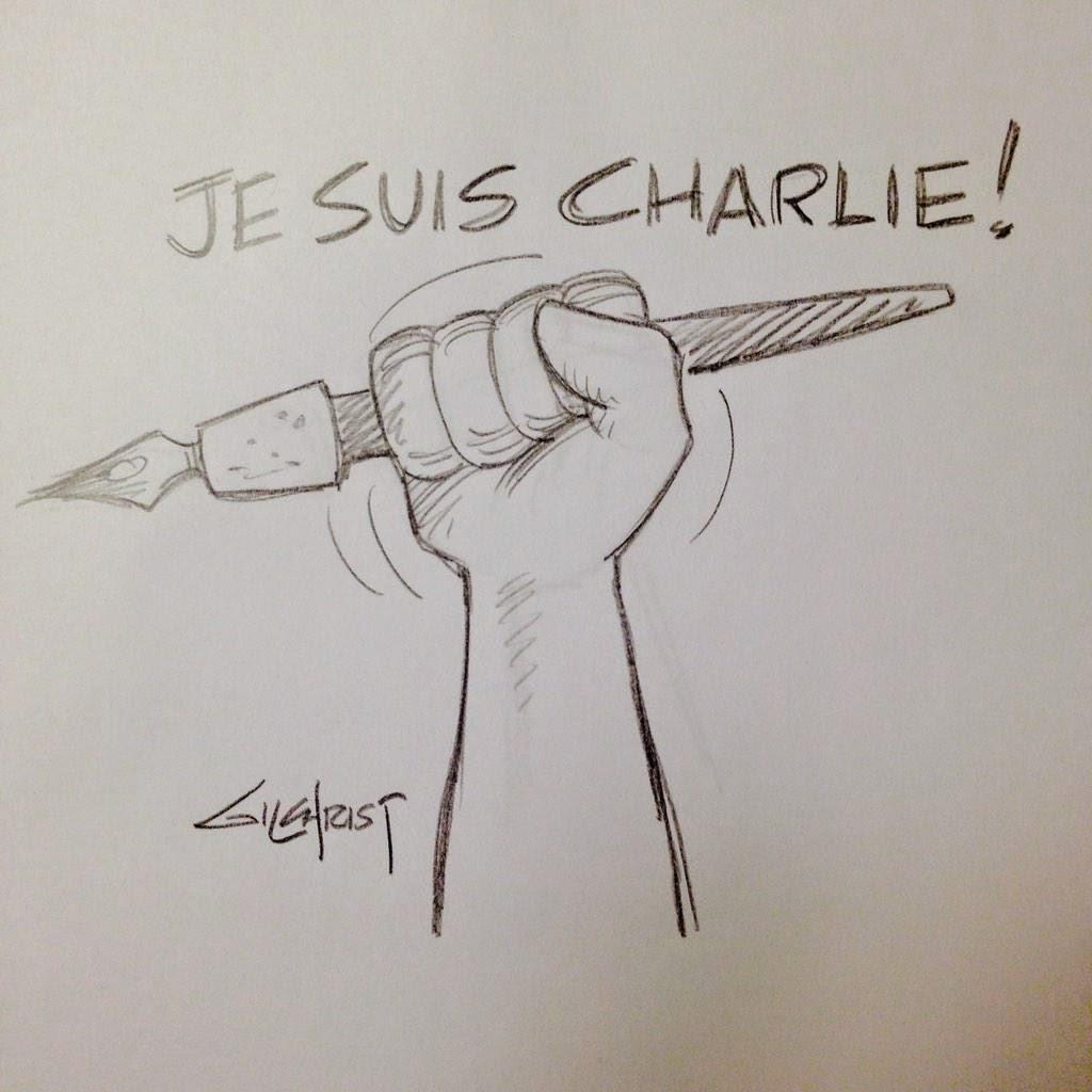 #JeSuisCharlie Picture