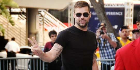 Video Ricky Martin Dead in Tragic Accident New Years Day