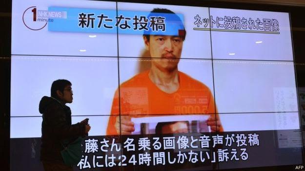PM Jepang Melakukan Perundingan Untuk PembebasanKenji Goto